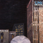 The Mystery Of Unitrin (Chicago) oil painting, by Billy Reiter