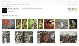 Fine Art America Shop link image